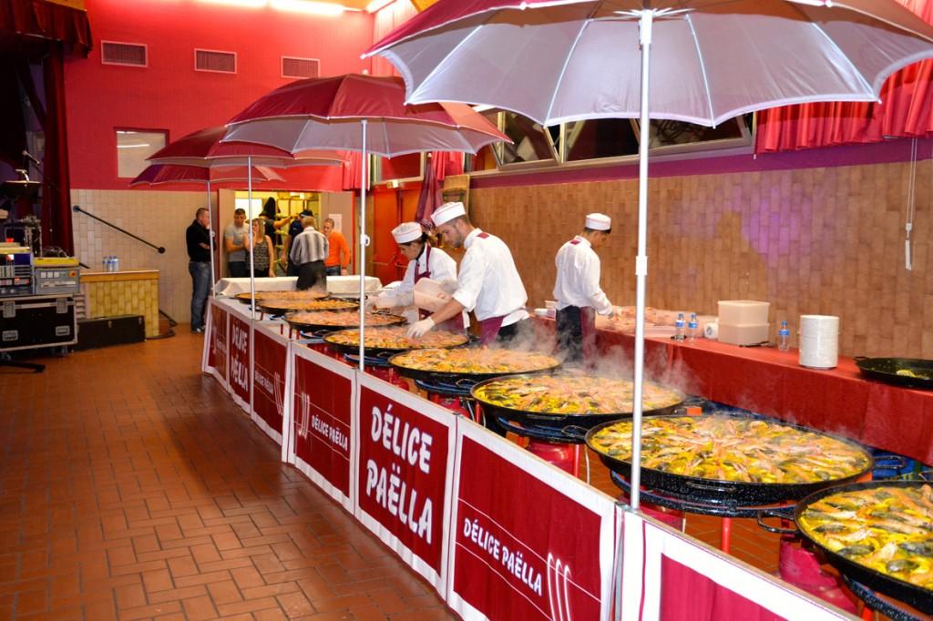 Organiser un repas de famille nombreuse d lice paella - Idee repas famille nombreuse ...